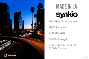 Made in LA: Synkio