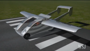 Flying Cars on the Horizon, Really?