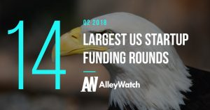 The 14 Largest US Startup Funding Rounds from Q2 2018