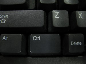 What's Your Company's Control-ALT-Delete?