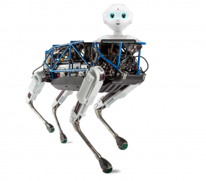 Making Pepper Walk: Understanding Softbank's Purchase of Boston Dynamics