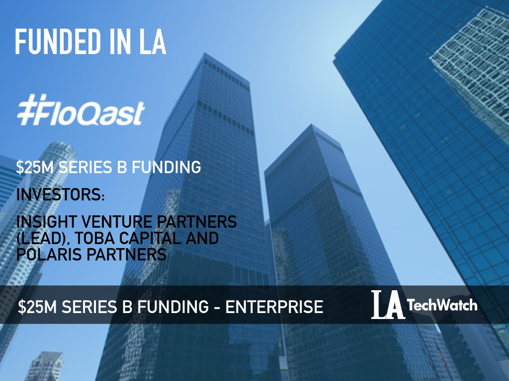 LA Startup FloQast Raised $25M to So That Accountants Wont