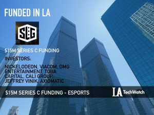 This LA Startup Raised $15M to Win at eSports