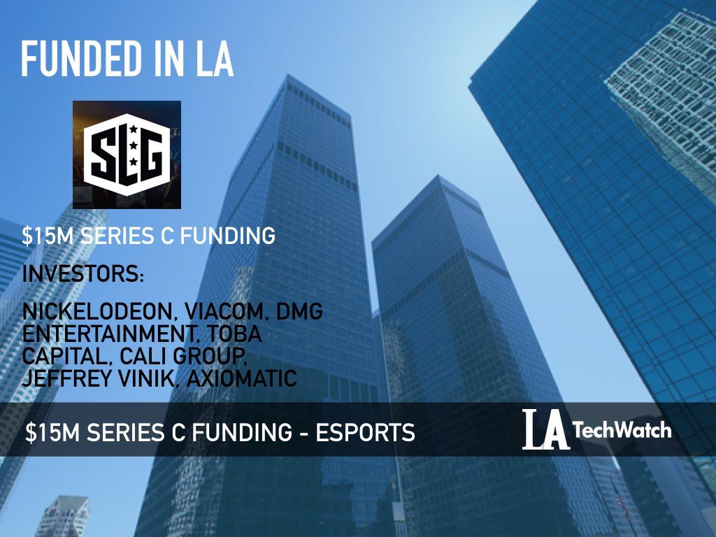 LA Startup Super League Gaming Raised $15M to Win at Esports