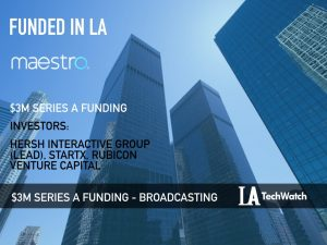 LA Startup Maestro Just Raised $3M to Broadcast eSports at Scale