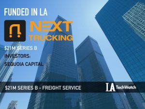 This LA Startup Just Picked Up $21M to be the Uber for Freight Shipments