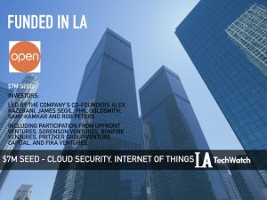 This LA Startup Just Raised $7M to Bring Modern Access Control to Your Office