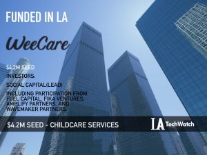 WeeCare Raises $4.2M to Disrupt Childcare Services with its Daycare Management Platform