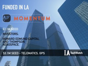 Momentum IoT Raises $3.1M to Build The Most Sophisticated GPS for Fleet Management