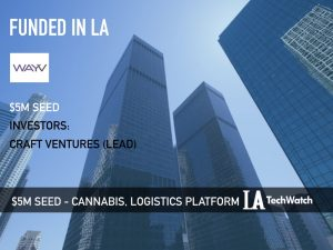 This LA Startup Just Raised $5M to Solve The Toughest Problem in The Emerging Cannabis Industry