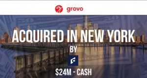 Micro-learning Platform Grovo Acquired by Cornerstone OnDemand for $24M