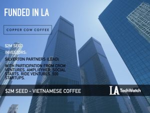 Copper Cow Coffee Raises Another $2M For its Authentic and Organic Vietnamese Coffee Brand