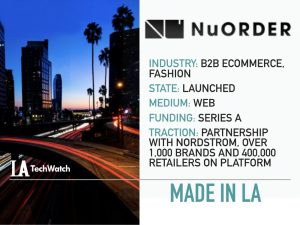 LA Startup NuORDER Helps Both Brands And Retailers Keep Up With E-Commerce