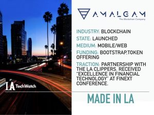 Amalgam Cements the Future of Blockchain through Its Massive Partnership with The LA Clippers