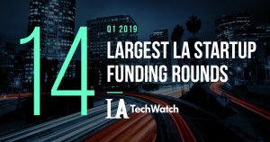 These 14 LA Startups Raised the Most Capital in Q1 2019